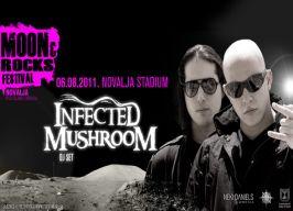 Infected Mushroom po prvi puta u HR