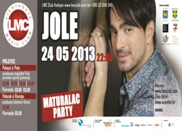 LMC - Maturalac party & Jole - 24.05.
