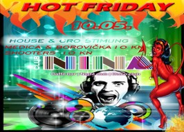 Nina 2 - Hot Friday - 10.05.