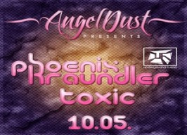 Posh fantasy - Angel Dust Party - 10.05.