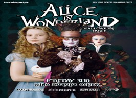 Campus caffe Osijek - Alice in Wonderland - 31.10.