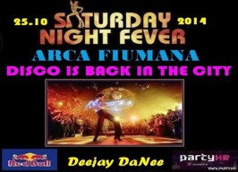 Arca Fiumana - Saturday night fever - 25.10.