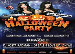 Boćarski dom Dražice - Halloween party - 31.10.