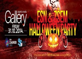Gallery Zagreb - Unisex Friday: Halloween - 31.10.