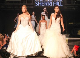 Green Gold Club - Fashion TV party by Sherri Hill - 17.10.