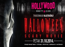 Hollywood Vanity club - Halloween - 31.10.