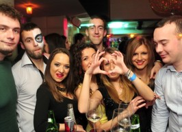 Club Boa Rijeka - Carnival & Valentines Party - 14.02.