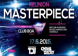 Club Boa Rijeka - Reunion Masterpiece - 17.06.