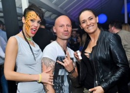 Gallery Club Zagreb - Neon party - 25.04.