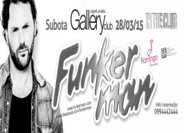 Gallery Club Zagreb - DJ Funkerman - 28.03.