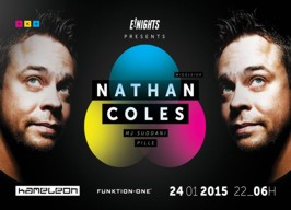 Day & Night Club Kameleon - Nathan Coles - 24.01.