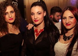 Karolina - Johnnie Walker Red Label party - 13.02.