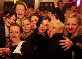 Champagne Pommery bar - After job party - 13.03.