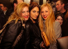 Champagne Pommery bar - After job party - 20.03.