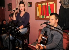 Caffe bar TIN Kastav - It Takes Two Live - 03.04.