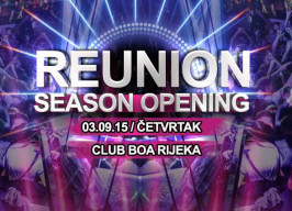 Club Boa Rijeka - Reunion party - 03.09.