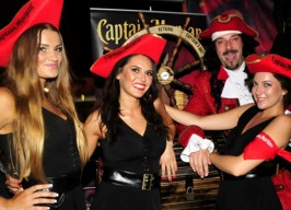 Galija Opatija - Captain Morgan party - 25.07.