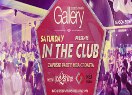 Gallery Club Zagreb - In The Club - 04.07.