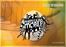 Green Gold Club - Perpetuum mobile band - 04.09.