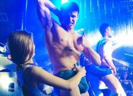Club H2O Zagreb - Male Erotic Show - 13.06.