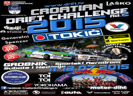 Karolina - Croatian Drift Challenge party - 11.07.