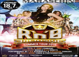 Maraschino Bar Zadar - R'n'B Exclusive - 18.07.