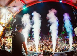 Noa Beach Club Zrće - Borgeous - 27.07.