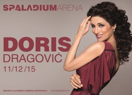 Spaladium Arena Split - Doris Dragović - 11.12.