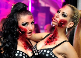 Gallery Club Zagreb - Halloween party - 31.10.