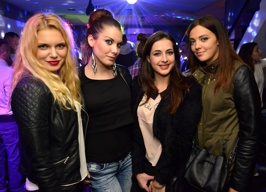 Caffe & Night bar 'Gold' - Girls Night Out - 10.11.