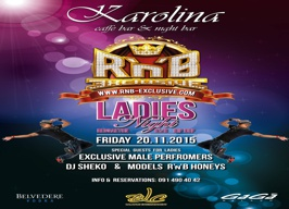 Karolina Rijeka - R'n'B Exclusive: Ladies Night - 20.11.