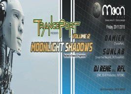 Moon Club Zagreb - TrancePort Vol. 12 - 20.11.