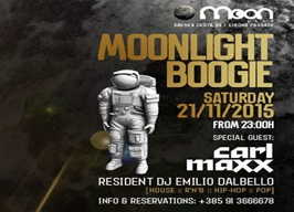 Moon Club Zagreb - Carl Maxx - 21.11.