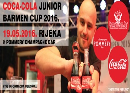 Pommery bar - Coca-Cola Junior Barmen Cup - 19.05.