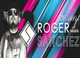 Gallery club Zagreb - Mr Roger Sanchez - 07.05.