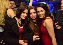 Nina Boat Club Rijeka - Clubbing night - 19.03.