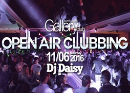 Gallery Club Zagreb - Oper Air Clubbing - 11.06.
