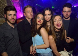 Insomnia Club & Lounge bar - Saturday party - 14.05.