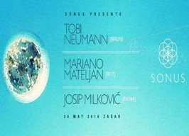 Podroom Night Club Zadar - Sonus Clubbing - 20.05.